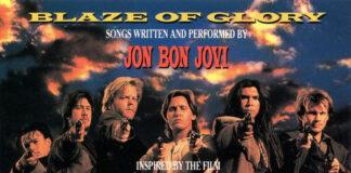 """Jon Bon Jovi: La historia detrás de """"Blaze of glory"""""""